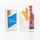 Kever non alcoholic mule