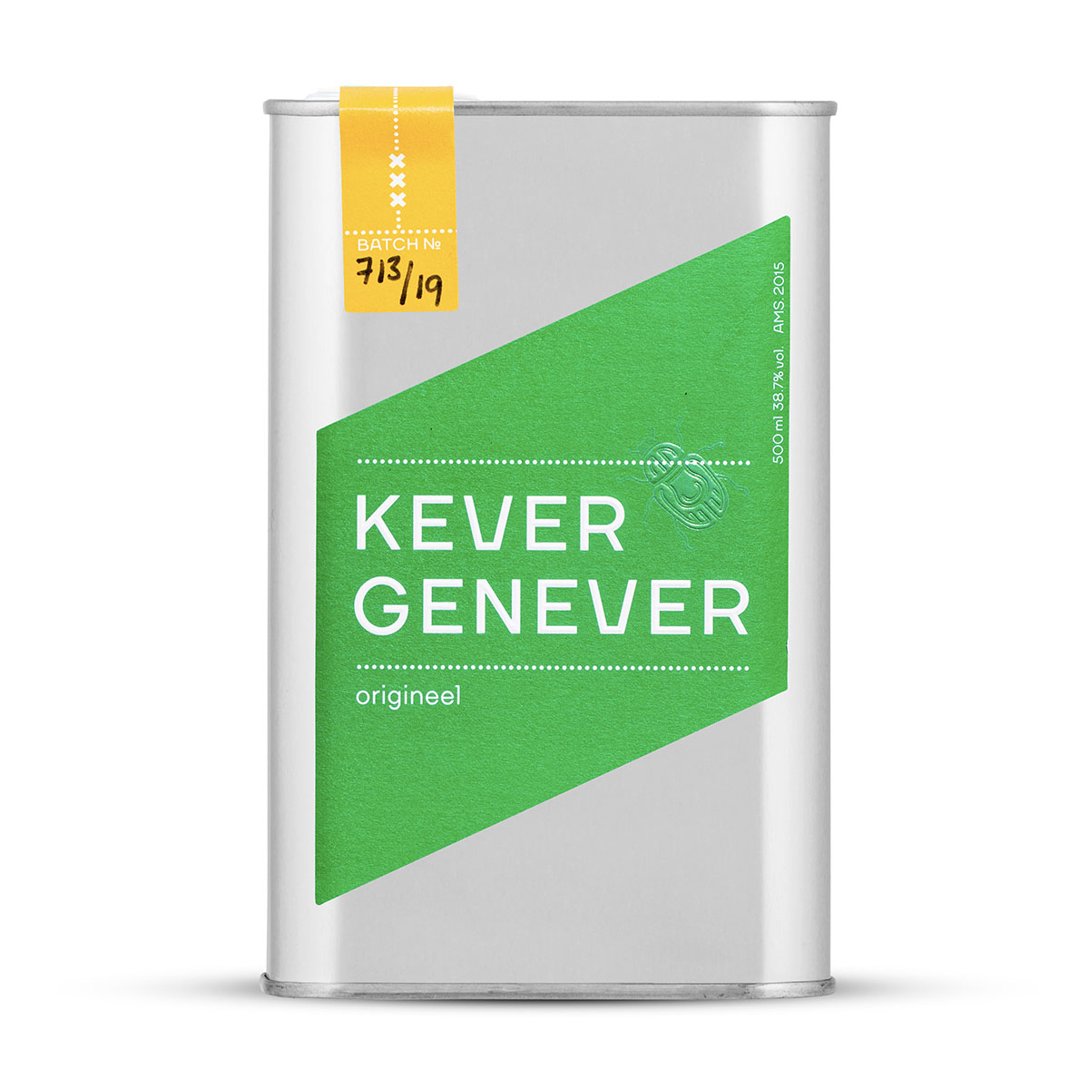 Kever Genever packshot