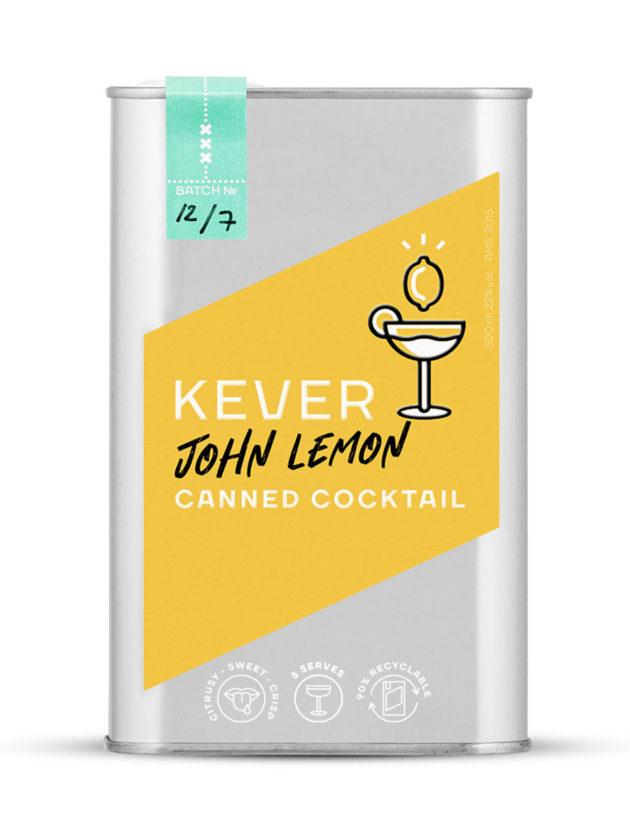 John lemon packshot