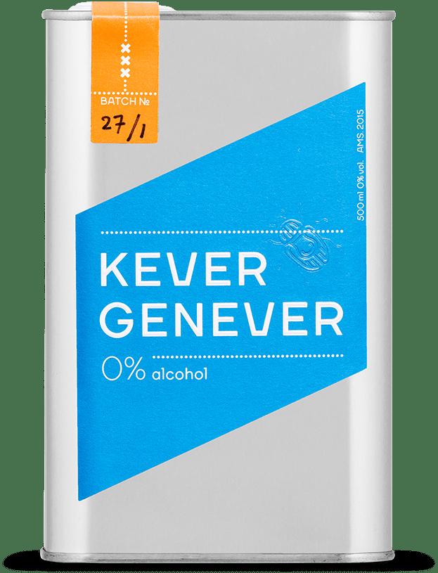 Kever 0% non alcoholic mixer