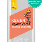 Henkie Panky free glass promotion